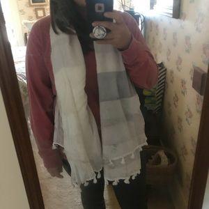Lululemon scarf NWT